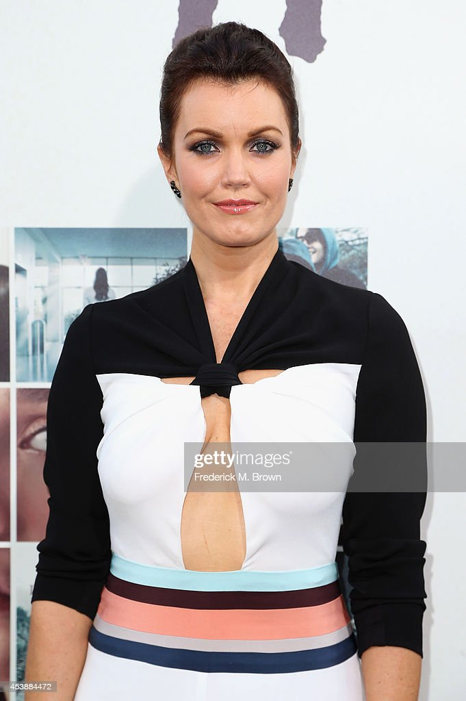 Actress Bellamy Young attends the Premiere of New Line Cinema's and Metro-Goldwyn-Mayer Pictures' 'If I Stay' at TCL Chinese Theatre on August 20, 2014 in Hollywood, California.