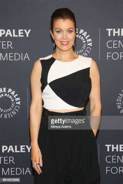 Actress Bellamy Young attends the Ultimate 'Scandal' Watch Party at The Paley Center for Media on May 18 2017 in New York City