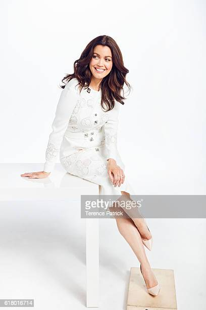 Actress Bellamy Young is photographed for Variety on March 4 2016 in Los Angeles California