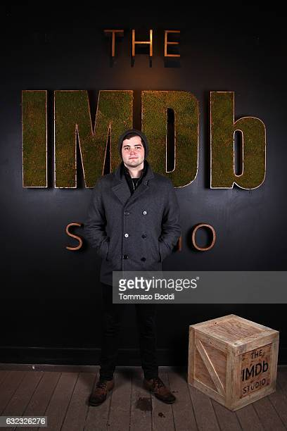 Actress Ben Winchell of 'When the Street Lights Go On' attends The IMDb Studio featuring the Filmmaker Discovery Lounge presented by Amazon Video...