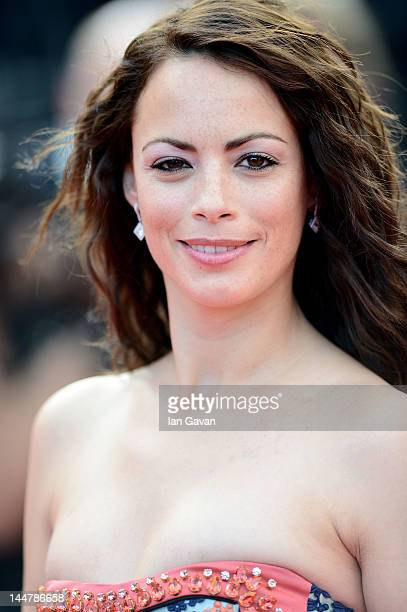 Actress Berenice Bejo attend the Lawless Premiere during the 65th Annual Cannes Film Festival at Palais des Festivals on May 19 2012 in Cannes France