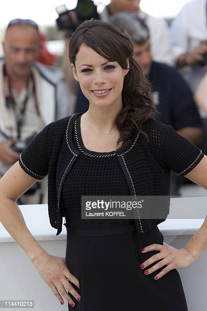 Actress Berenice Bejo attends 'The Artist' Photocall at the Palais des Festivals during the 64th Cannes Film Festival on May 15 2011 in Cannes France