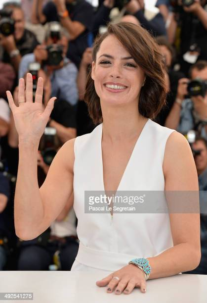 Actress Berenice Bejo attends 'The Search' photocall at the 67th Annual Cannes Film Festival on May 21 2014 in Cannes France