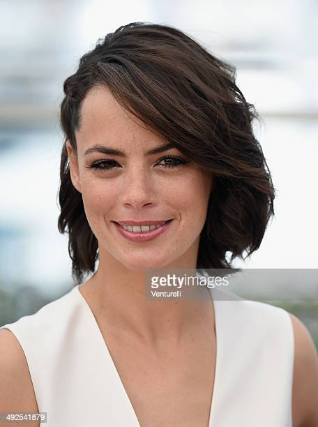 Actress Berenice Bejo attends The Search photocall at the 67th Annual Cannes Film Festival on May 21 2014 in Cannes France