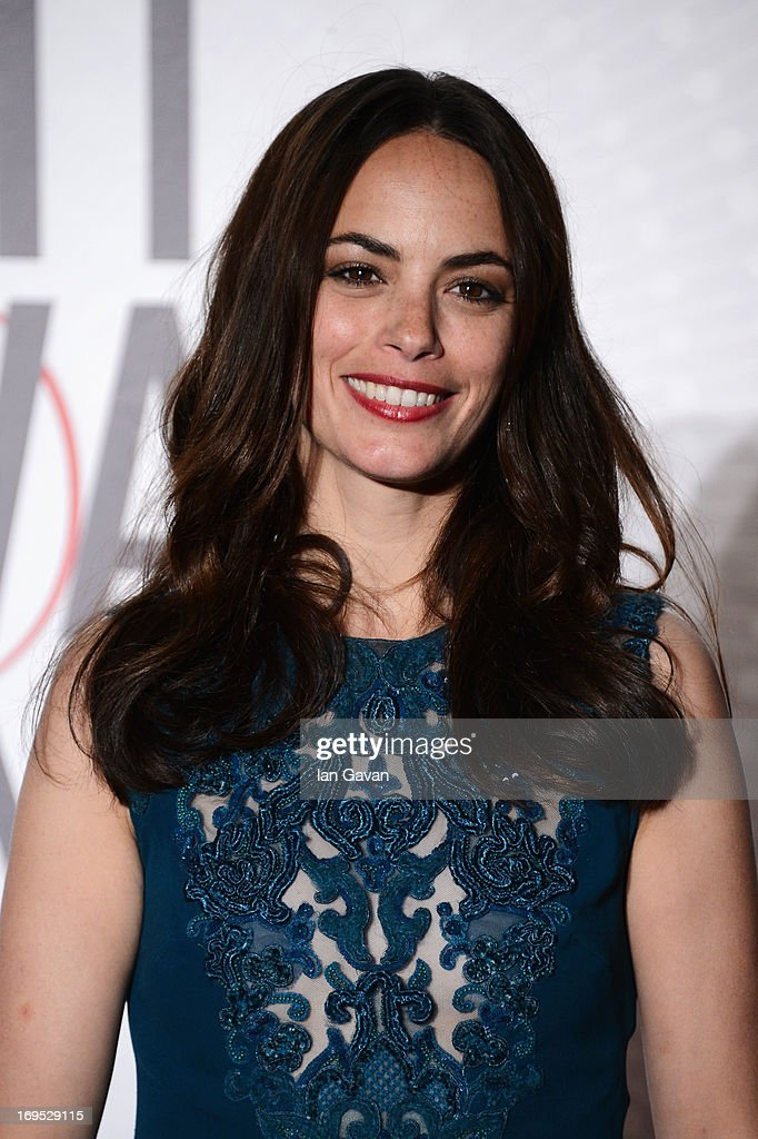 Actress Berenice Bejo, awarded with the Prix d'Interpretation Feminine (Best Actress), attends he Palme D'Or Winners dinner during The 66th Annual Cannes Film Festival at Agora on May 26, 2013 in Cannes, France.