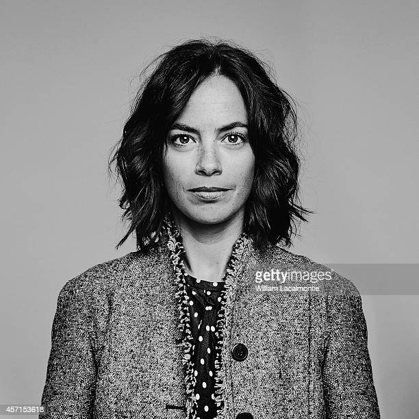Actress Berenice Bejo is photographed for Le Film Francais in Deauville France