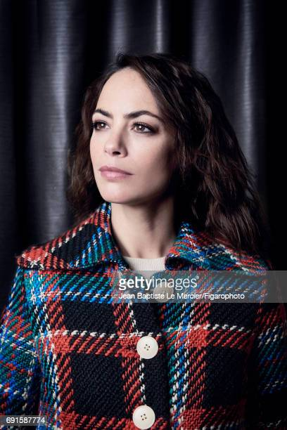 Actress Berenice Bejo is photographed for Madame Figaro on September 27 2015 in Paris France PUBLISHED IMAGE CREDIT MUST READ Jean Baptiste Le...