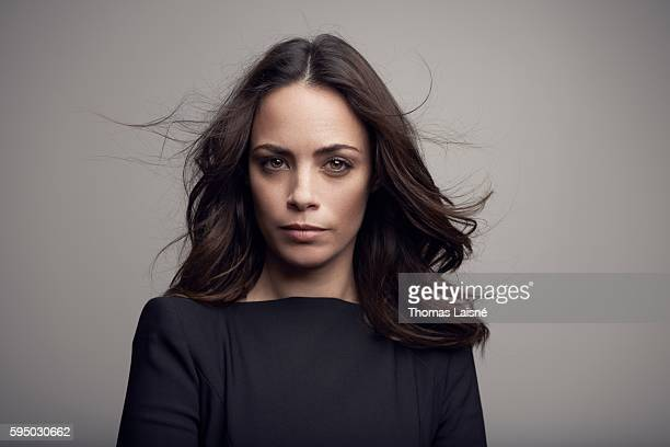 Actress Berenice Bejo is photographed for Self Assignment on April 11 2013 in Paris France