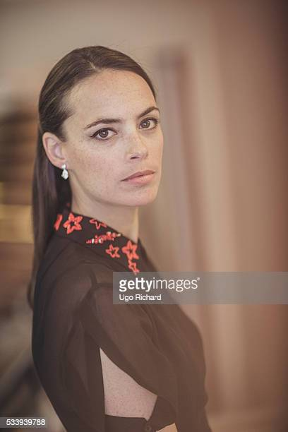 Actress Berenice Bejo is photographed for Self Assignment on May 11 2016 in Cannes France