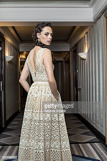 Actress Berenice Bejo is photographed for Self Assignment on May 12 2016 in Cannes France