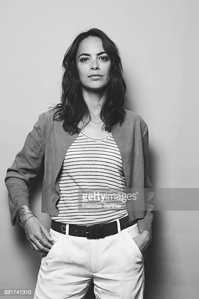 Actress Berenice Bejo is photographed for Self Assignment on May 15 2016 in Cannes France