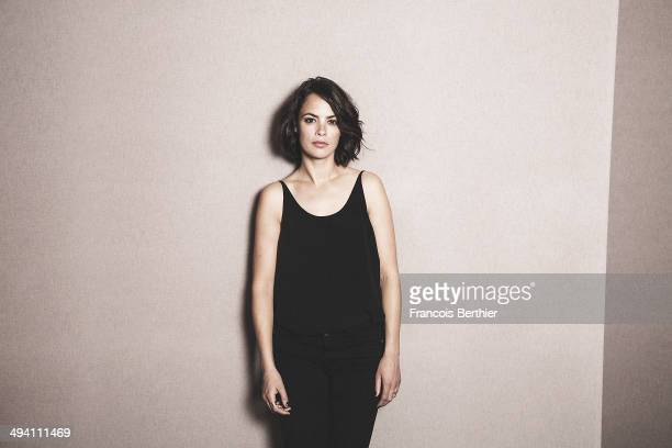 Actress Berenice Bejo is photographed for Self Assignment on May 22 2014 in Cannes France