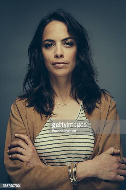Actress Berenice Bejo is photographed for The Hollywood Reporter on May 14 2016 in Cannes France