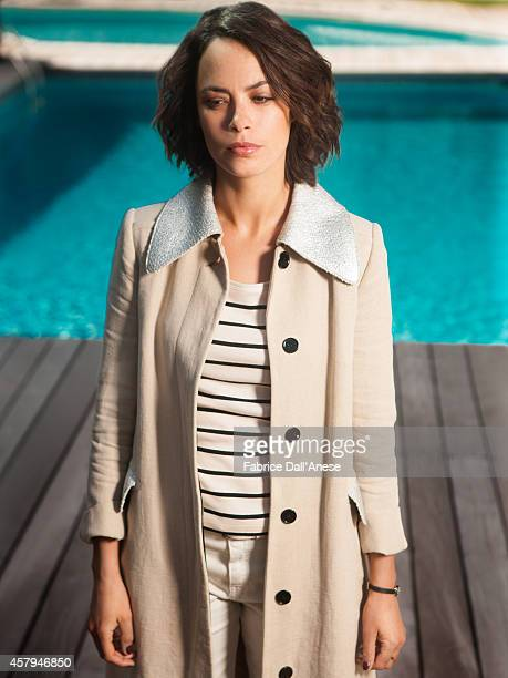 Actress Berenice Bejo is photographed for Vanity Fair Italy on May 15 2014 in Cannes France
