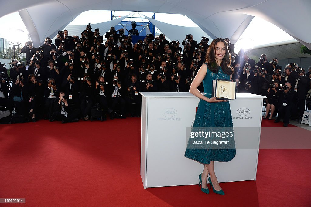 Palme D'Or Winners Photocall - The 66th Annual Cannes Film Festival : News Photo