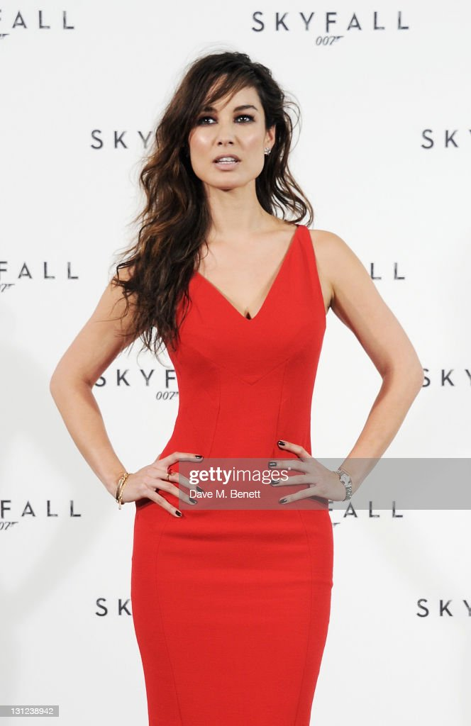 Actress Berenice Marlohe attends a photocall with cast and filmmakers to mark the start of production which is due to commence on the 23rd Bond Film and announce the title of the film as 'Skyfall' at Massimo Restaurant & Oyster Bar on November 3, 2011 in London, United Kingdom.