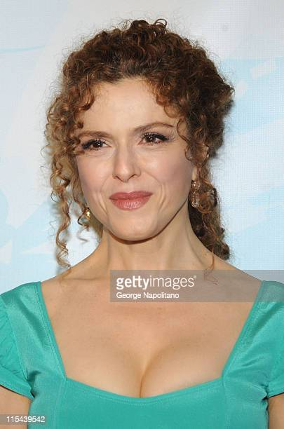 Actress Bernadette Peters attends the 36th Annual Fragrance Foundation FIFI Awards on May 20, 2008 at the Park Avenue Armory in New York City.