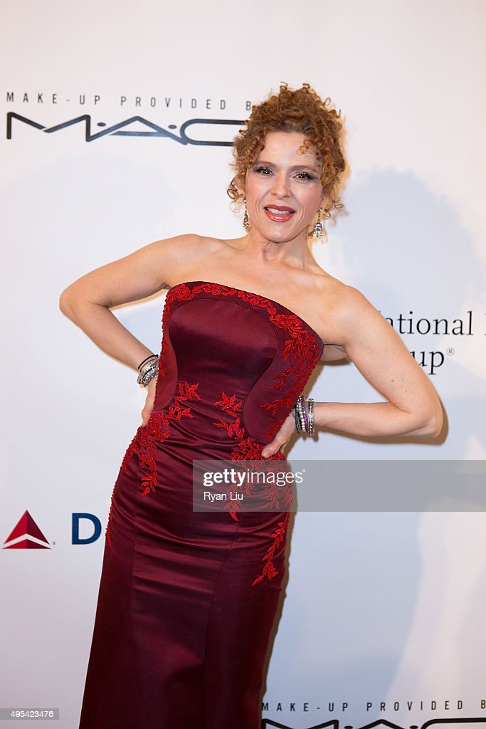 Actress Bernadette Peters attends The Drama League's Centennial Celebration Honoring Bernadette Peters at The Plaza Hotel on November 2, 2015 in New York City.