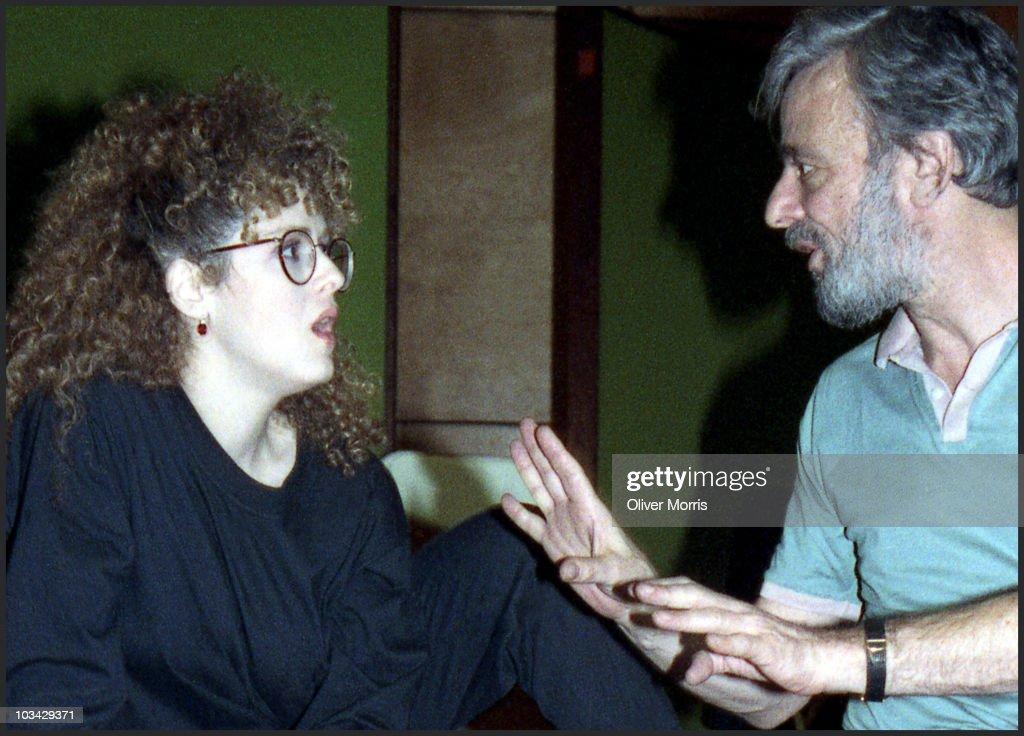 Bernadette Peters And Stephen ...