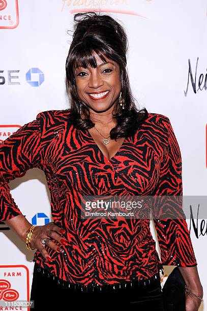 Actress Bernadette Stanis attends the 2nd annual Steve Harvey Foundation Gala at Cipriani Wall Street on April 4 2011 in New York City