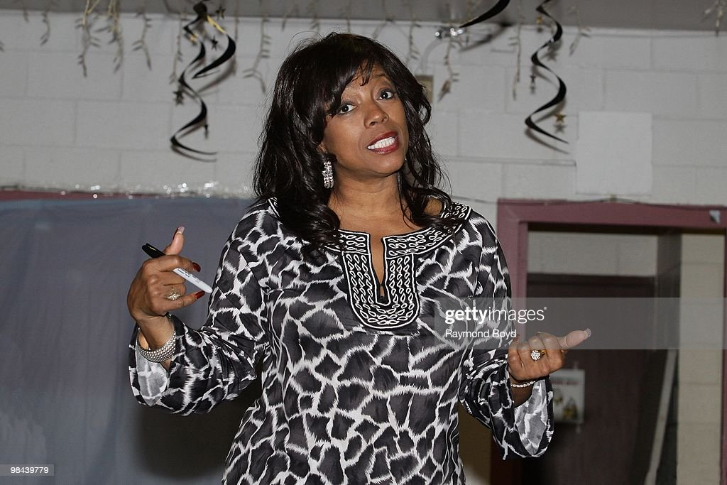 "BernNadette Stanis ""Make Your Mark Campaign"" In Chicago : News Photo"