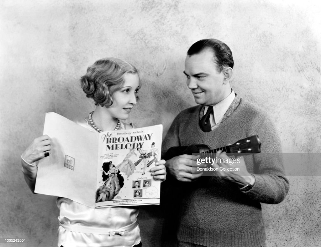 """The Broadway Melody"" Film Still : ニュース写真"