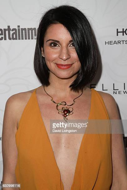 Actress Beth Dover arrives at the Entertainment Weekly celebration honoring nominees for The Screen Actors Guild Awards at the Chateau Marmont on...
