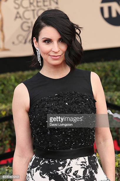 Actress Beth Dover attends the 23rd Annual Screen Actors Guild Awards at The Shrine Expo Hall on January 29 2017 in Los Angeles California