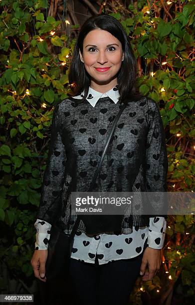 Actress Beth Dover attends the Adult Swim presents the 'Childrens Hospital' Season 6 premiere event at Cinefamily on March 19 2015 in Los Angeles...