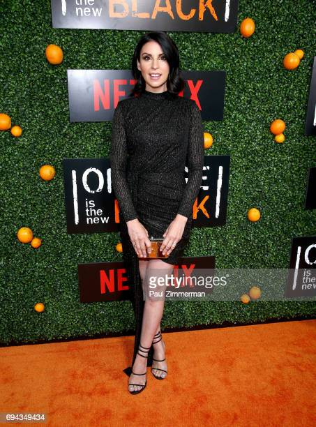 Actress Beth Dover attends the 'Orange Is The New Black' Season 5 Celebration at Catch on June 9 2017 in New York City