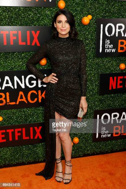 Actress Beth Dover attends the Season 5 celebration of 'Orange is the New Black' at Catch on June 9 2017 in New York City