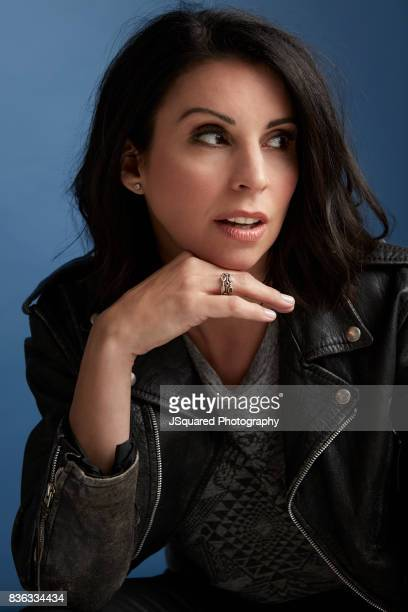 Actress Beth Dover is photographed for Self Assignment on April 27 2017 in Los Angeles California
