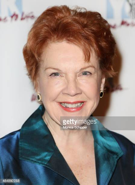 Actress Beth Fowler attends the 22nd annual Oscar Hammerstein Award gala at The Hudson Theatre on December 9 2013 in New York City