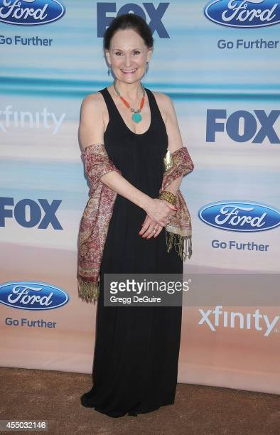 Actress Beth Grant arrives at the 2014 FOX Fall EcoCasino Party at The Bungalow on September 8 2014 in Santa Monica California