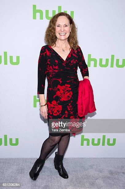 Actress Beth Grant attends the 2017 Hulu Television Critics Association winter press tour at Langham Hotel on January 7 2017 in Pasadena California