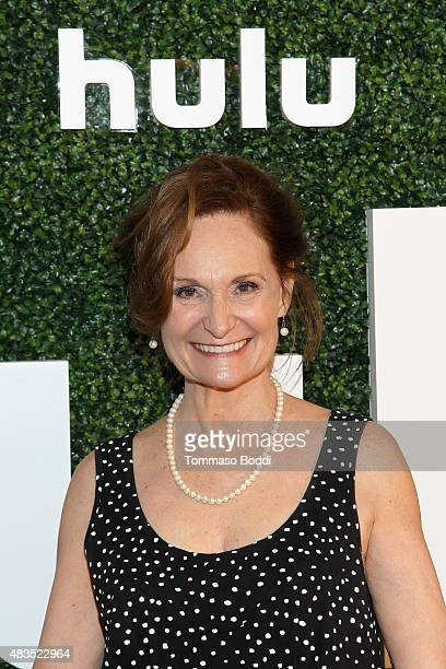 Actress Beth Grant attends the Hulu 2015 Summer TCA Presentation at The Beverly Hilton Hotel on August 9 2015 in Beverly Hills California