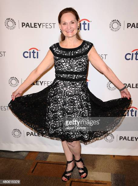 Actress Beth Grant attends 'The Mindy Project' event at the 2014 PaleyFest at Dolby Theatre on March 25 2014 in Hollywood California