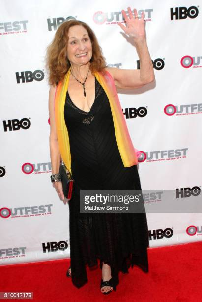 Actress Beth Grant attends the opening night gala of 'God's Own Country' at the 2017 Outfest Los Angeles LGBT Film Festival at Orpheum Theatre on...
