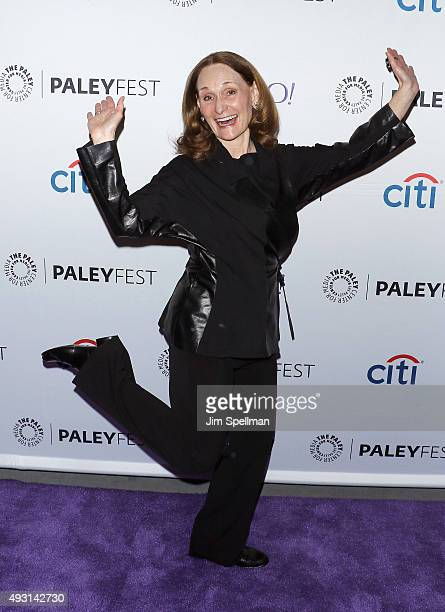 Actress Beth Grant attends the PaleyFest New York 2015 'The Mindy Project' at The Paley Center for Media on October 17 2015 in New York City
