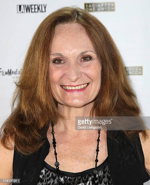 "Actress Beth Grant attends the premiere of ""9 Full Moons"" at the AT&T Center on July 20, 2013 in Los Angeles, California."
