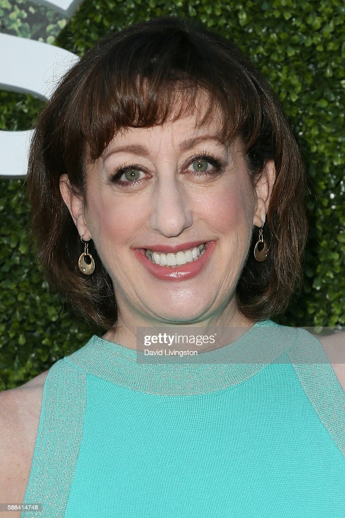 Actress Beth Hall arrives at the CBS, CW, Showtime Summer TCA Party at the Pacific Design Center on August 10, 2016 in West Hollywood, California.