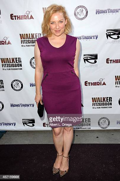 Actress Beth Henley arrives for the 2014 Etheria Film Night held at American Cinematheque's Egyptian Theatre on July 12 2014 in Hollywood California