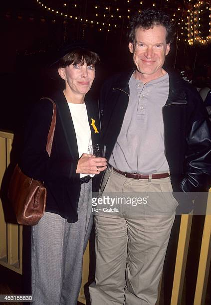 Actress Beth Howland and actor Charles Kimbrough attend Howard Fine Acting Studio's Christmas at the Carousel Third Annual Holiday Party on December...