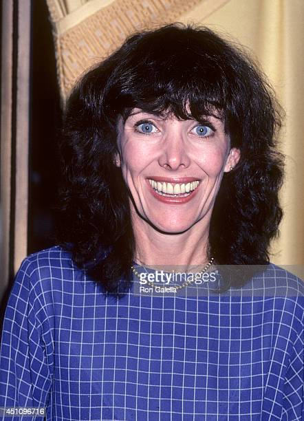 Actress Beth Howland attends the 17th Annual Publicists Guild of America Awards on April 11 1980 at the Beverly Wilshire Hotel in Beverly Hills...