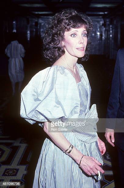 Actress Beth Howland attends the 36th Annual Tony Awards After Party on June 6 1982 at the WaldorfAstoria Hotel in New York City