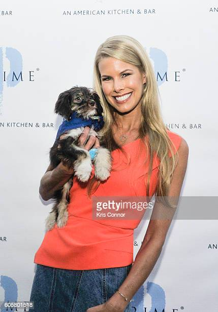 Actress Beth Ostrosky Stern attends the An Evening of Celebration Benefiting North Shore Animal League at Prime on September 14 2016 in Huntington NY