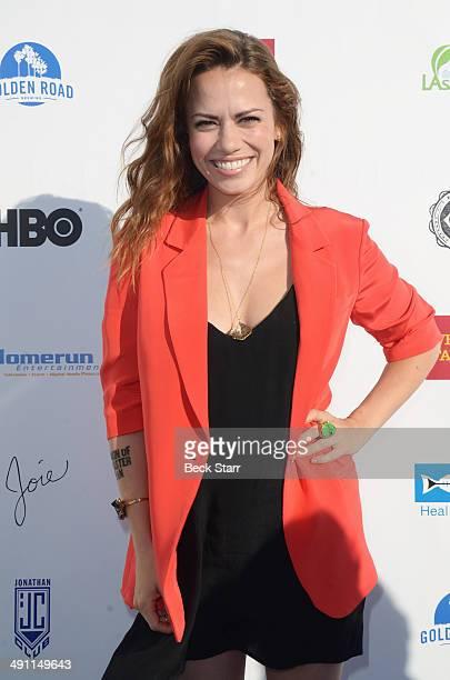 Actress Bethany Joy Lenz arrives at Heal The Bay 'Bring Back The Beach' fundraiser at The Jonathan Club on May 15 2014 in Santa Monica California