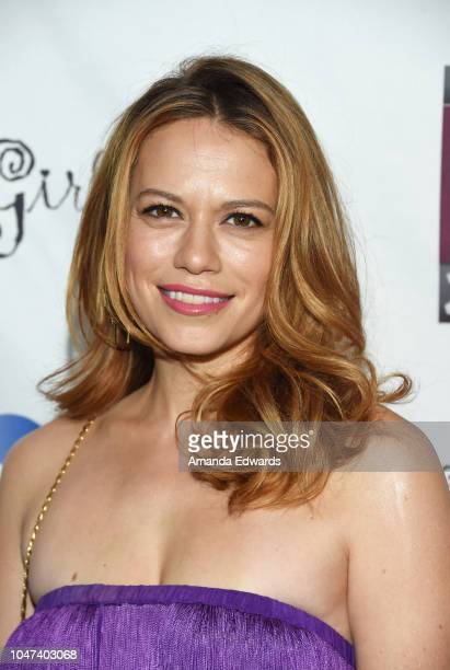 Actress Bethany Joy Lenz arrives at The National Breast Cancer Coalition's 18th Annual Les Girls Cabaret at Avalon Hollywood on October 7 2018 in Los...