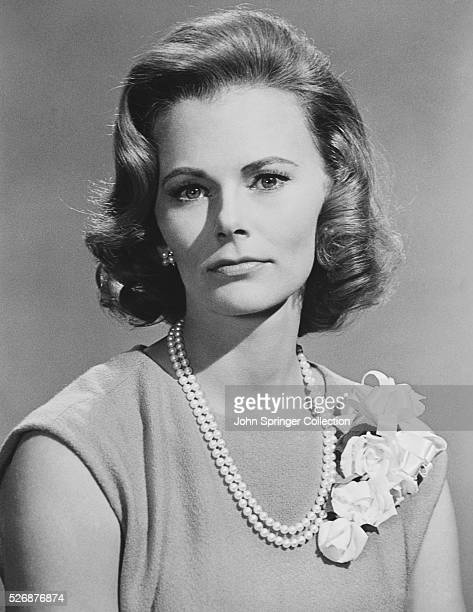 Actress Bethel Leslie around the time of her appearance in the 1963 movie Captain Newman MD