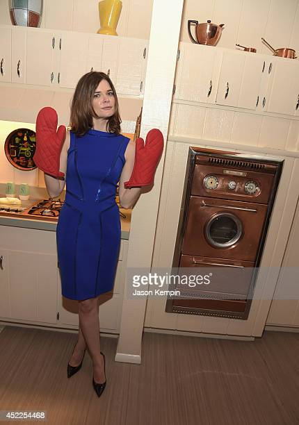 Actress Betsy Brandt attends Showtime's 'Masters Of Sex' Season 2 2014 Summer TCA Press Tour Event Inside at Sony Pictures Studios on July 16 2014 in...